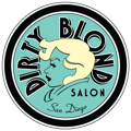 Dirty Blond Salon Logo